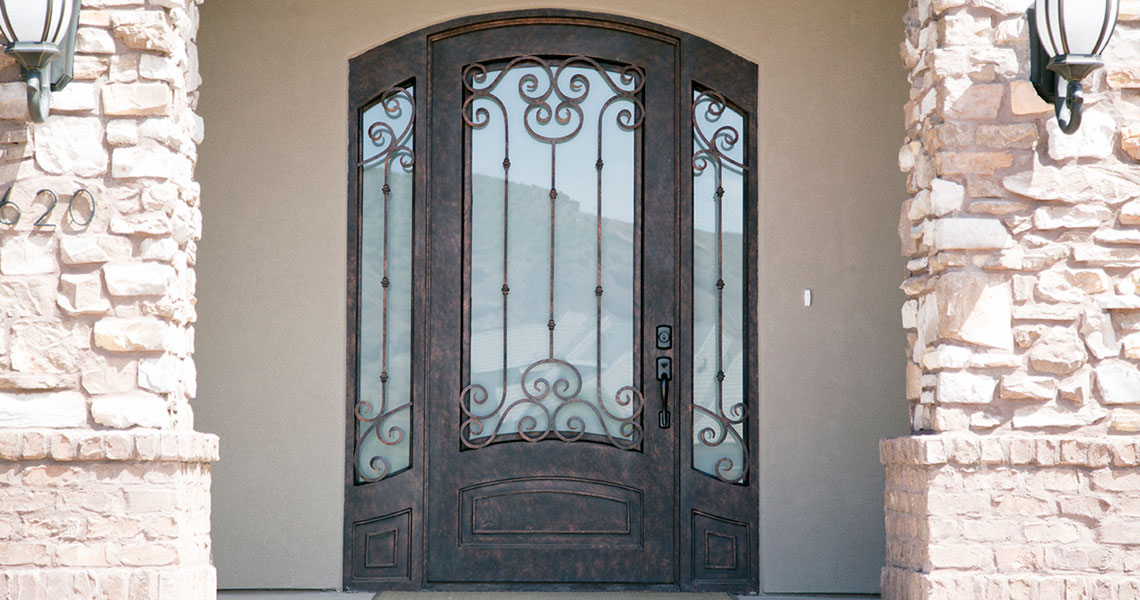 Genial Iron Door Works
