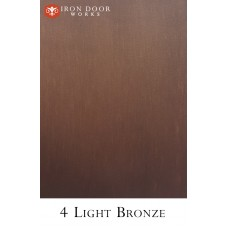 Finish: 4 Light Bronze